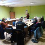 Spotkanie z przedstawicielem Komendy Powiatowej PSP