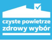 Logo projektu czyste powietrze