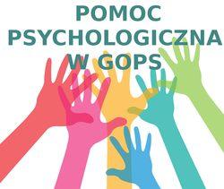 Pomoc psychologiczna logo