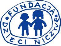"""Fundacja """"Dzieci niczyje"""" logo"""