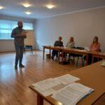 Szkolenie Członków Zespołu Interdyscyplinarnego